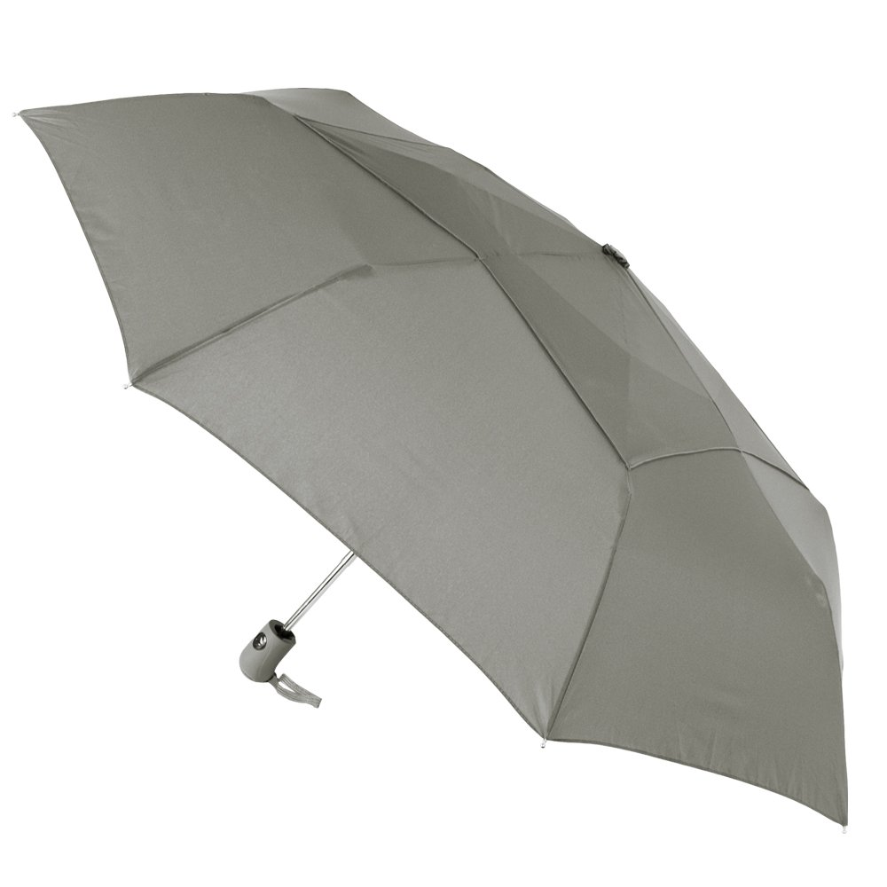 619c652d660a StrombergBrand The Vented Mighty Mite Umbrella Hunter Green