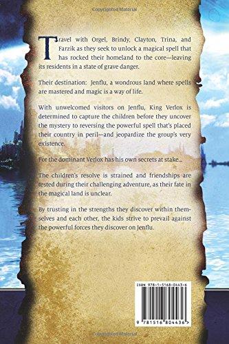 Spurkan Archipelago Journey To Jenflu Volume 1 Craig Parsons
