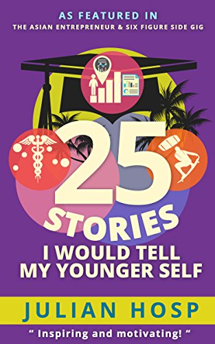 Retired by 30 – this is how!: 25 inspirational and motivational stories for my Younger Self on how to take smart shortcuts in life to achieve fast and groundbreaking success