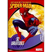 Spiderman Spider Sense Valentine Cards for Kids by Paper Magic