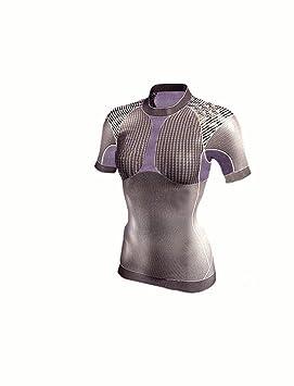 Función de trekking para mujer camiseta talla L 44-46 colour: negro/gris