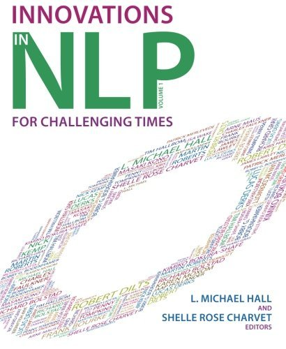 Innovations in NLP for Challenging Times by Crown House Pub Ltd