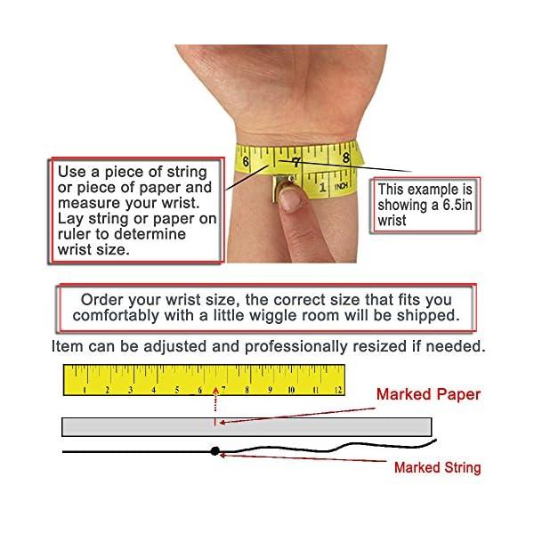 MyIDDr-Mens-Medical-Alert-Bracelet-with-Free-Engraving-316L-Steel-Link