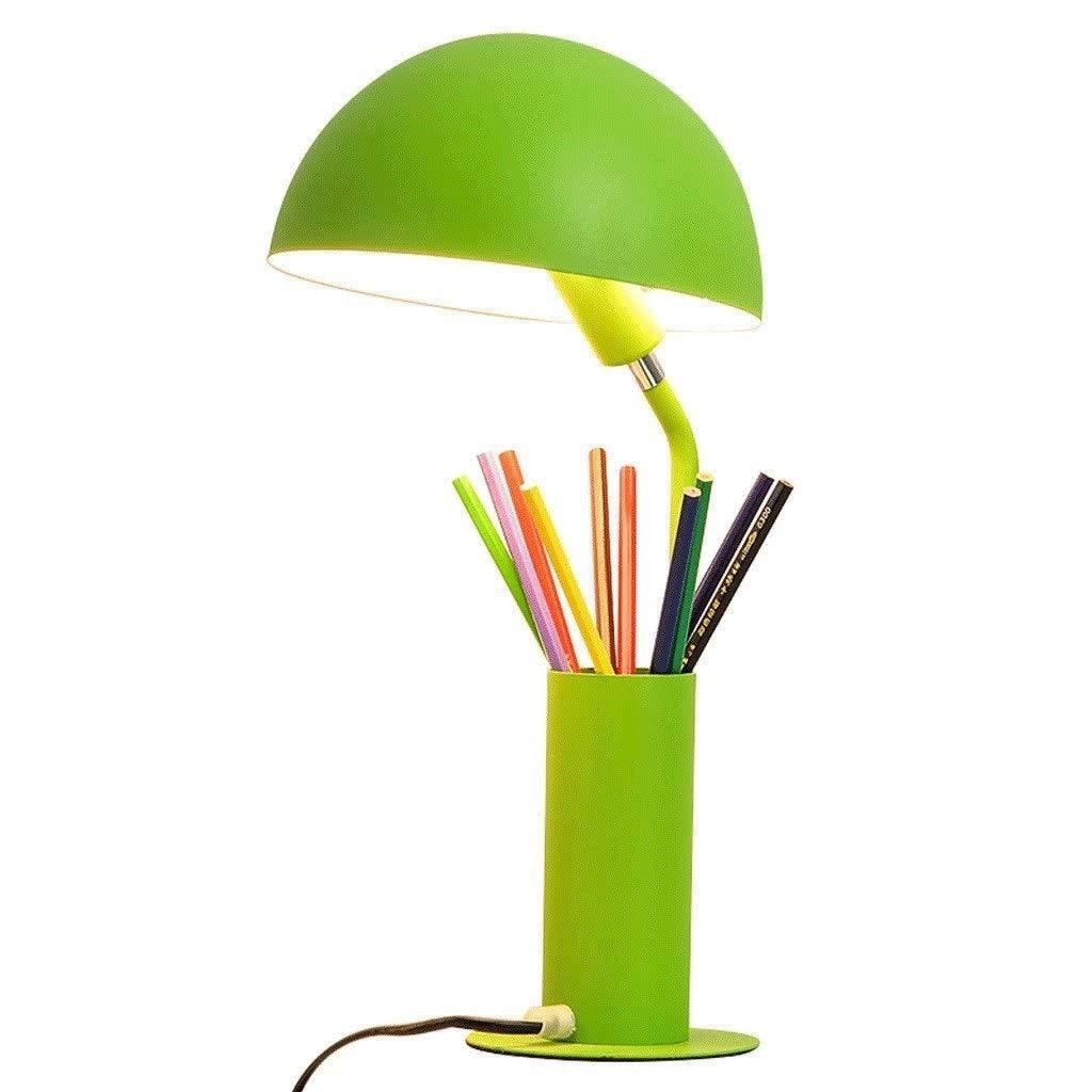 SLEVE Creative Simple Nordic Modern Office Desk Lamp Bedroom Bedside Decorative Table Lamp