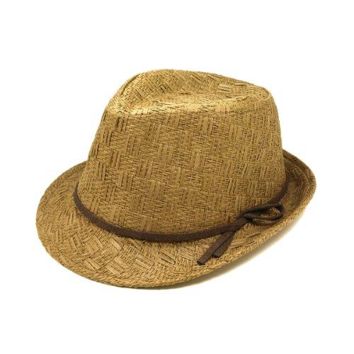 7e3f021680a7d Kids 4 10 Fedora Straw Hat