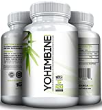 YOHIMBINE HCL (5mg x 120ct) by EVOGANICA