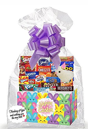 Happy Easter Thinking Of You Cookies, Candy & More Care Pack