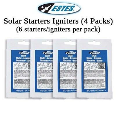 Estes Solar Starters Igniters (24 Igniters)