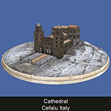 Cathedral Cefalu Italy (ENG) Audiobook by Paola Stirati Narrated by Karolina Starin