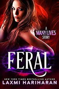 Feral by Laxmi Hariharan ebook deal