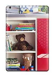 Belva R. Fredette's Shop Hot Case Cover Protector For Ipad Mini- Boy8217s Bedroom Toy Storage With Red Doors And Blue Walls