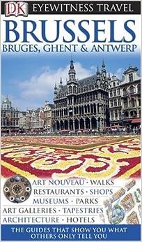 Book Brussels (Eyewitness Travel Guides)