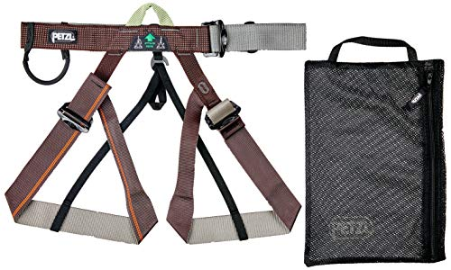 Simple Centre Harness for Kids and Beginners Petzl Pandion Climbing Harness