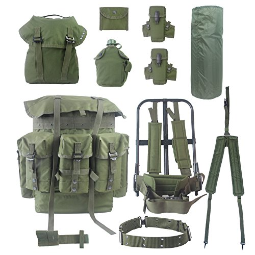 large alice pack with frame - 9