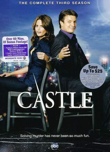 Castle: Season 3 (Tv Dvd Series Castle)