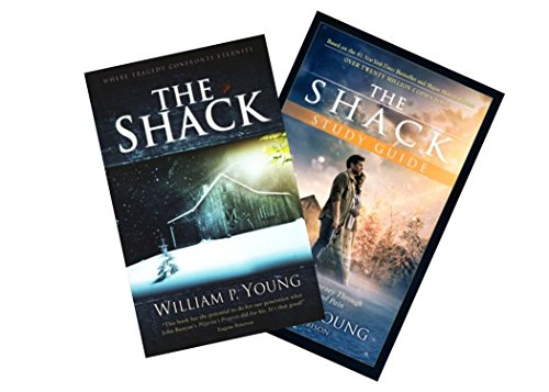 William P. Young - The Shack Study Set (Book + Study Guide)