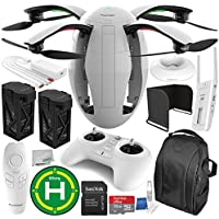 PowerVision PowerEgg Drone with 360 Panoramic 4K HD Camera and 3-axis Gimbal with Maestro Essential Accessory Bundle