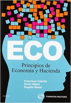 Principios De Economía Y Hacienda por Rocío Albert epub