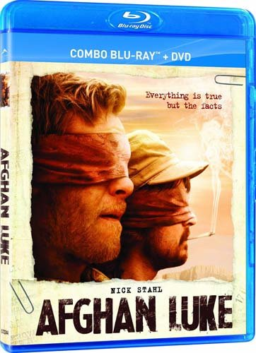Afghan Luke (Blu-ray + DVD)