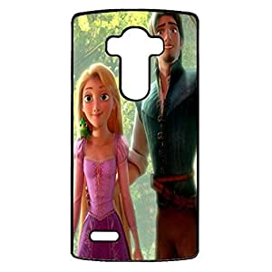 Hot Classic Tangled Phone Case Cover For LG G4 Tangled Fashionable