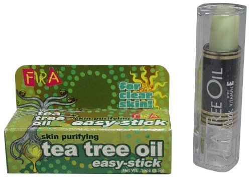 (Fira Tea Tree Oil Easy Stick .15 ounce)