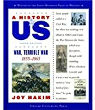 War, Terrible War, 1855-1865, Joy Hakim, 0195153294