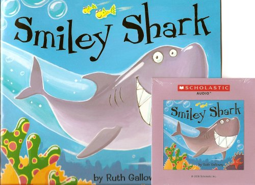 (Smiley Shark Book and Audio CD Set (Paperback))