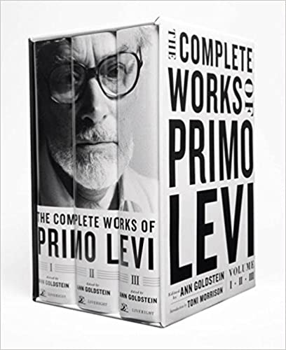 Amazon com: The Complete Works of Primo Levi (9780871404565