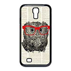 Different Style Custom Personalized Dictionary Hipster Owl Vintage Retro SamSung Galaxy S4 Case Dictionary Owl Cover Galaxy S4 I9500 by Maris's Diary