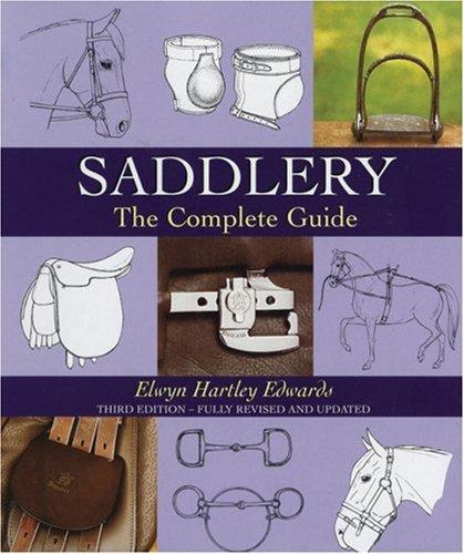 Saddlery: The Complete Guide pdf epub