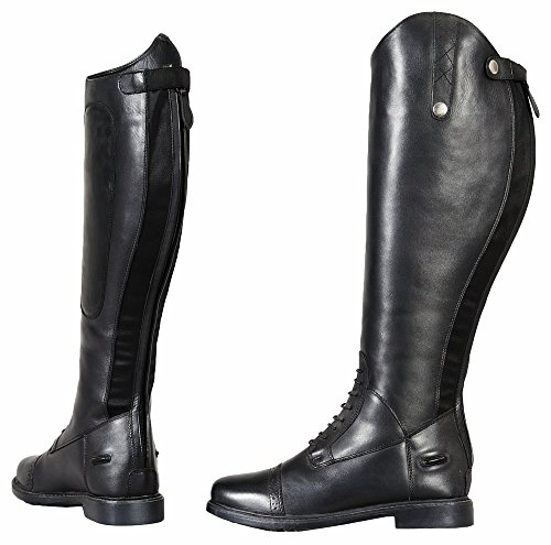 8 Black TuffRider Women's Wide Plus Boots Rider Standard Field H1vCWH