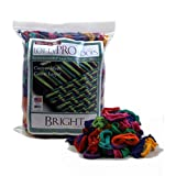 "Harrisville 10"" Pro Bright Lotta Loops in Assorted Colors – Makes 8 Potholders"