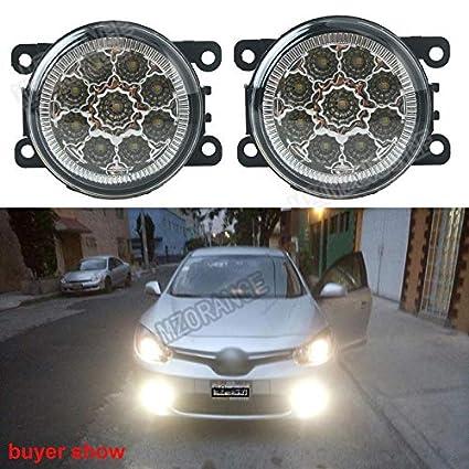 Car Lights 6000K 12V Car-Styling for Renault Fluence L30 2010-2015 Stepway 2002