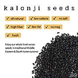 Organic Kalonji Seeds 7oz - Whole Black