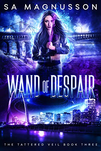 Pdf Mystery Wand of Despair (The Tattered Veil Book 3)