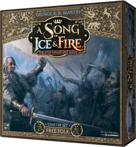 A Song of Ice & Fire: Free Folk Starter -