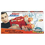 Supersoaker Wars Rattler Water Blaster - Red
