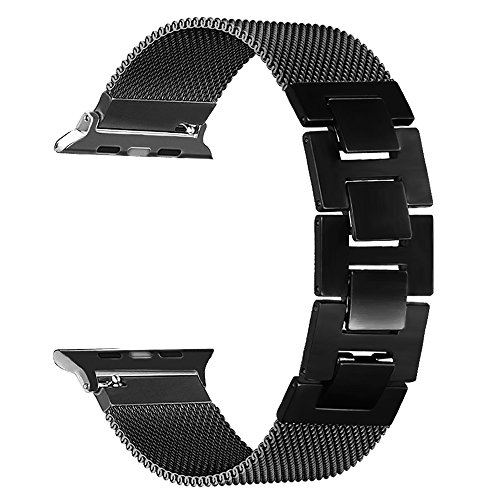 V Moro Milanese Stainless Bracelet Magnetic
