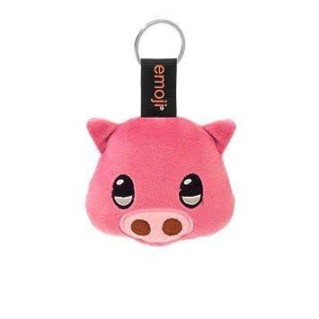 Emoji - Llavero Cerdo Rosa