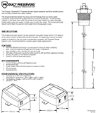 Powered Anode Rod System 100305721 for