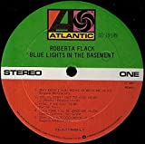 Blue Lights In The Basement - Roberta Flack LP