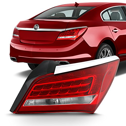 Buick Lacrosse 2013 For Sale: Buick LaCrosse Tail Light Assembly, Tail Light Assembly