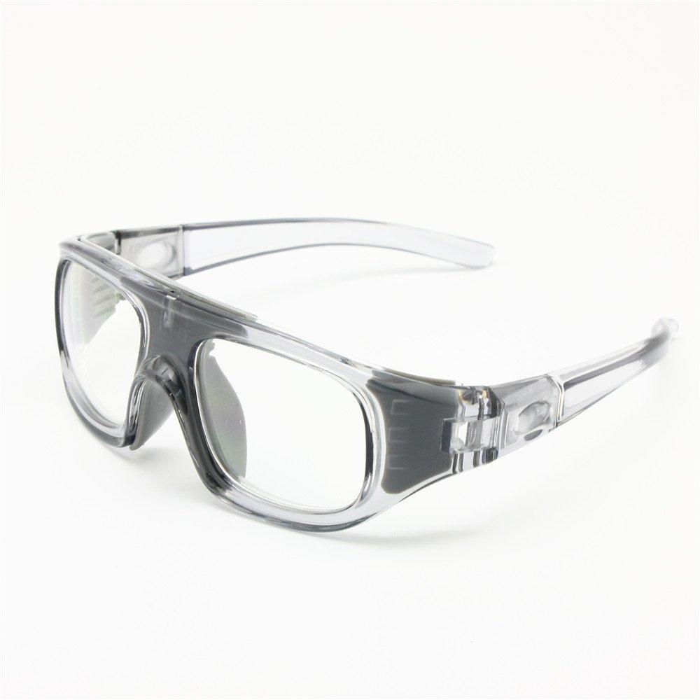2-in-1 basket occhiali montatura da vista gambe smontabili & cinturino sport occhiali protettivi EnzoDate
