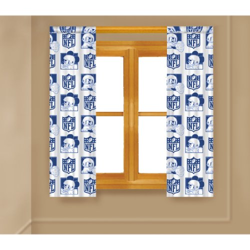 - The Northwest Company Officially Licensed NFL New York Giants Curtain Panel