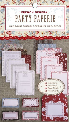 French General: Party Paperie by Kaari Meng (2009-09-23)
