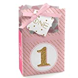 Best Big Dot of Happiness Birthday Gifts For One Year Olds - 1st Birthday Girl - Fun to be One Review