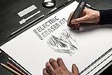 Ohuhu Electric Eraser Kit with 20 Eraser Refills