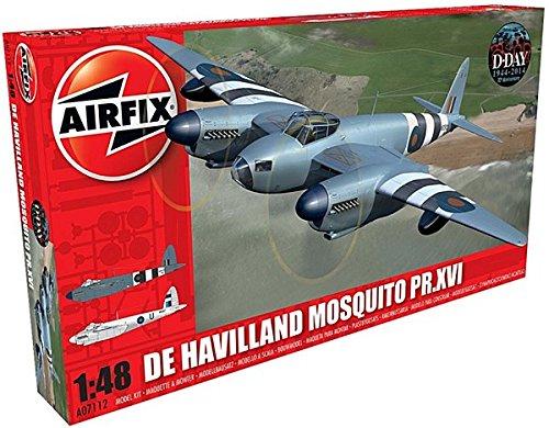 Airfix - De Havilland Mosquito PRXVI 1:48 - Hornby