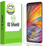 IQ Shield Screen Protector Compatible with Galaxy S9 (2-Pack)(Case Friendly)(Ultimate Version 2) Anti-Bubble Clear Film