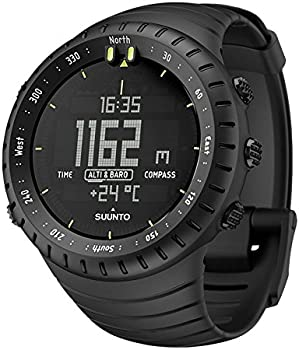 Suunto Core SS014279010 Black Resin Men's Quartz Watch